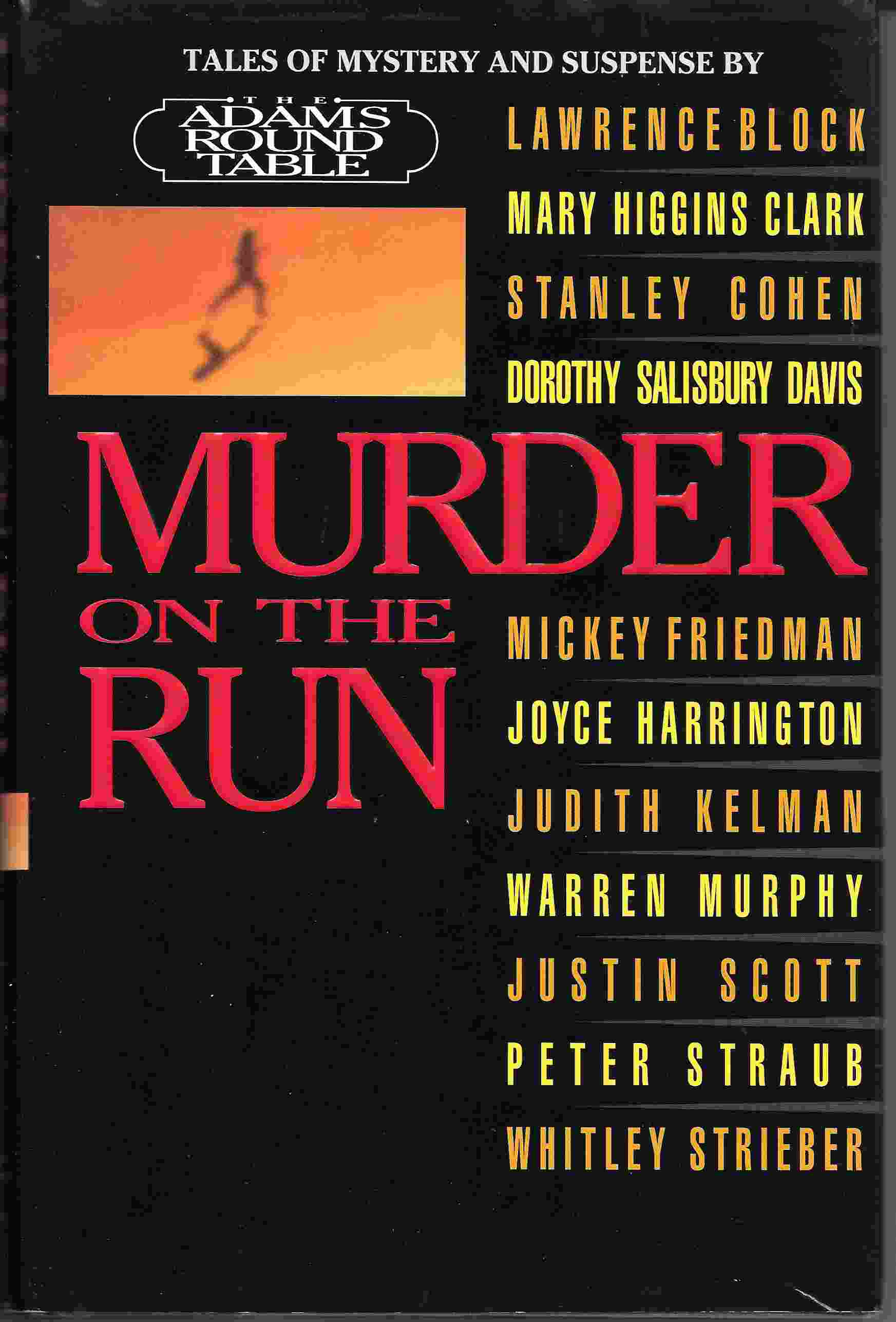 Image for MURDER ON THE RUN :  Tales of Mystery and Suspense