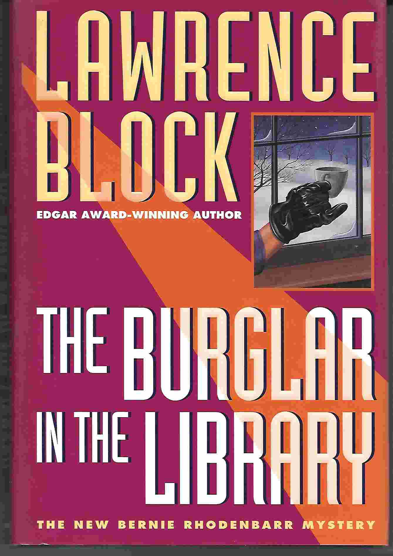 Image for THE BURGLAR IN THE LIBRARY :  A Bernie Rhodenbarr Mystery