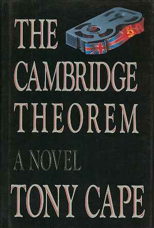 Image for THE CAMBRIDGE THEOREM:  A Novel