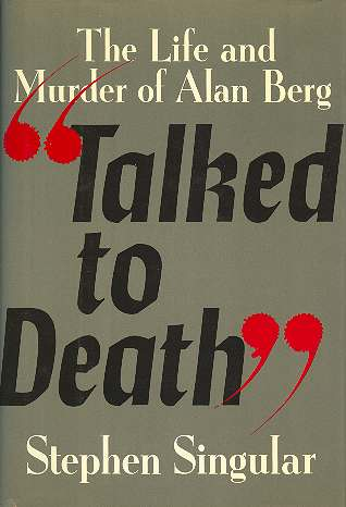 Image for TALKED TO DEATH:  The Life and Murder of Alan Berg