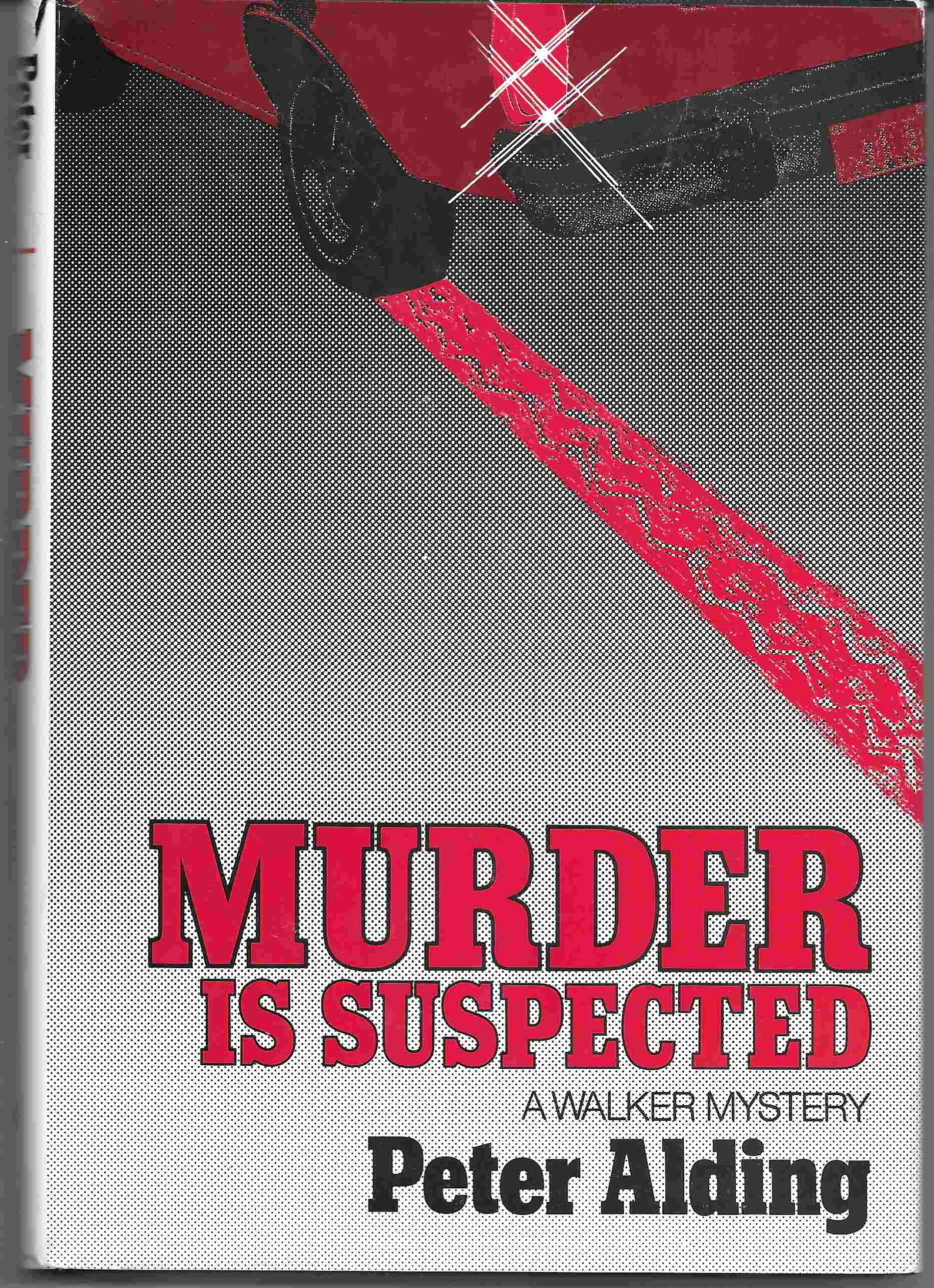 Image for MURDER IS SUSPECTED :  A Walker Mystery