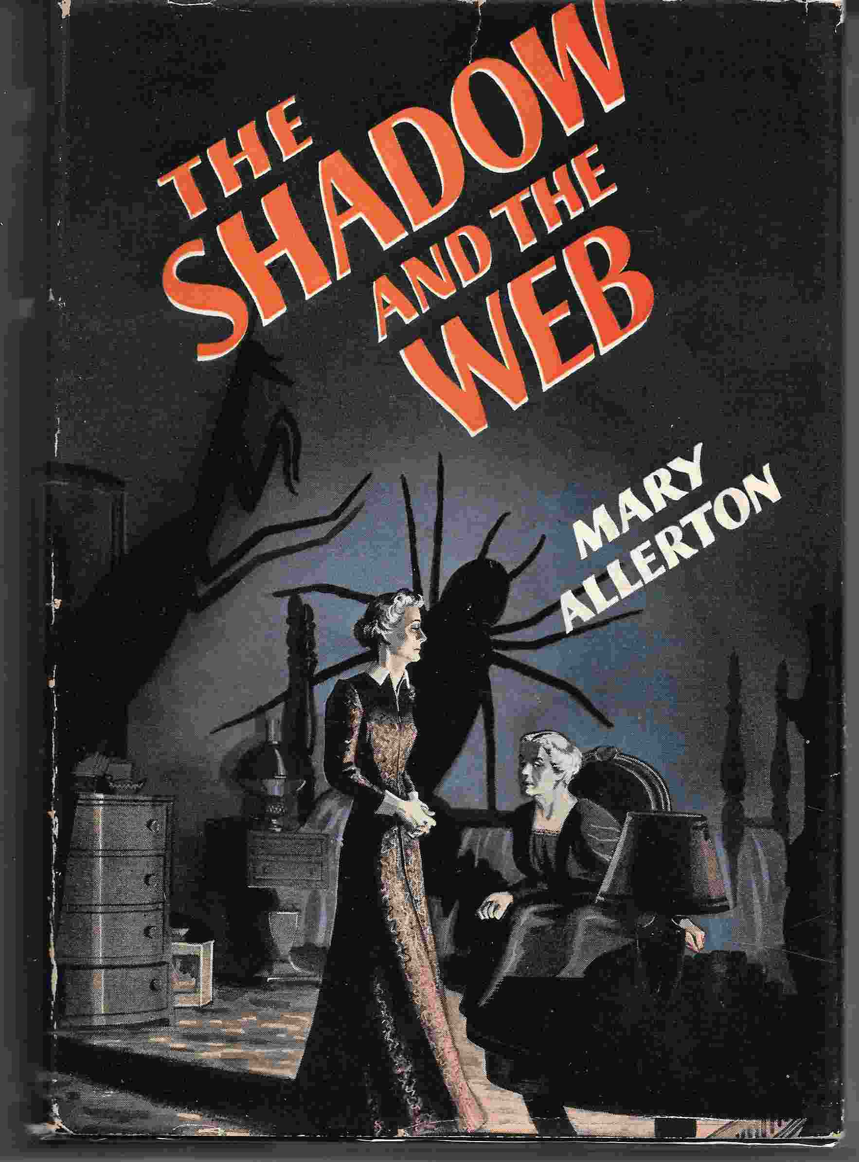 Image for THE SHADOW AND THE WEB