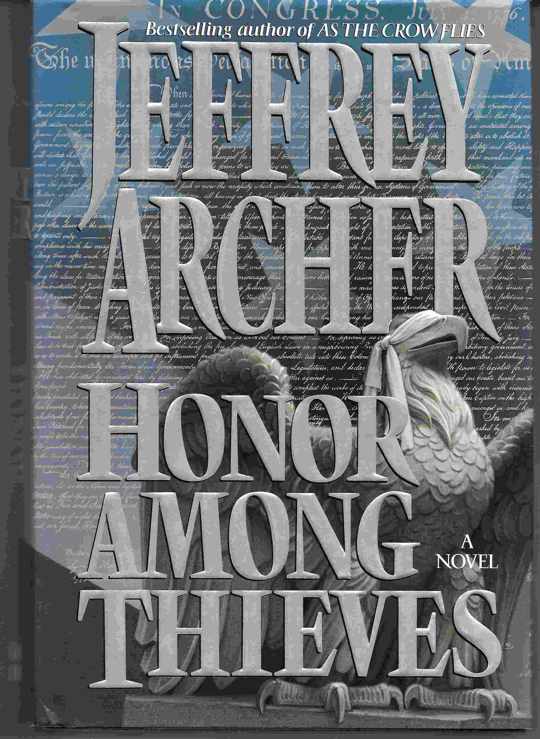 Image for HONOR AMONG THIEVES