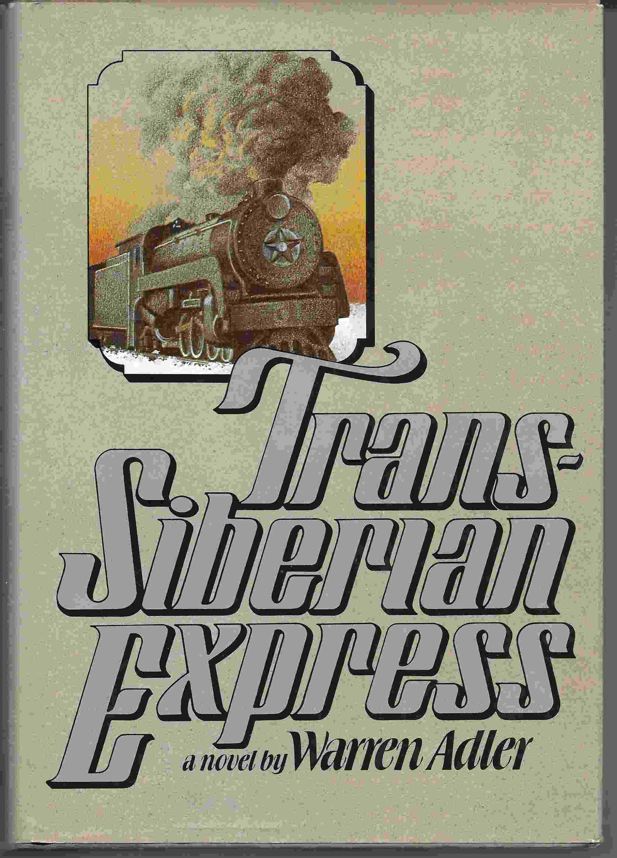 Image for TRANS-SIBERIAN EXPRESS