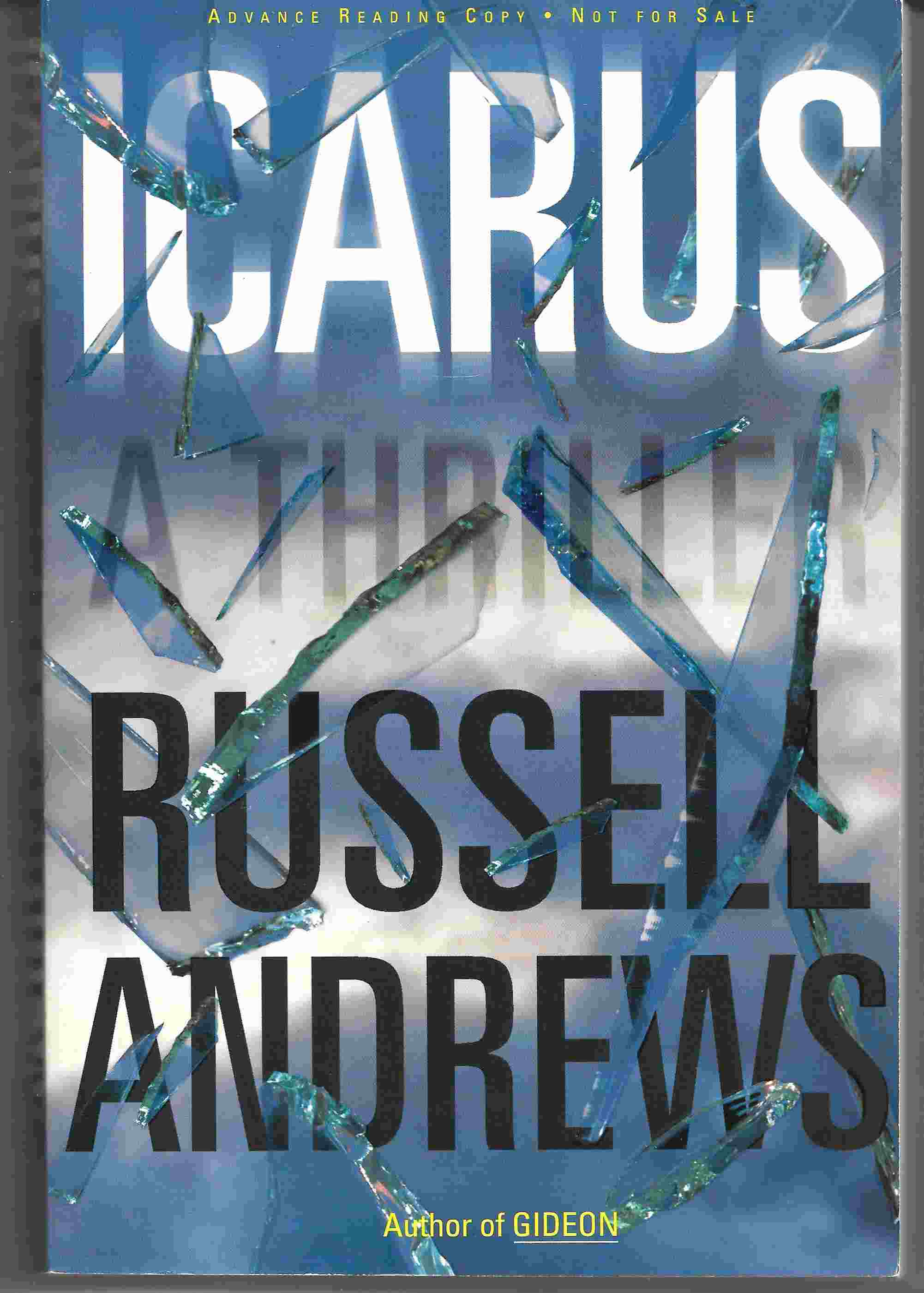 Image for ICARUS:  A Thriller