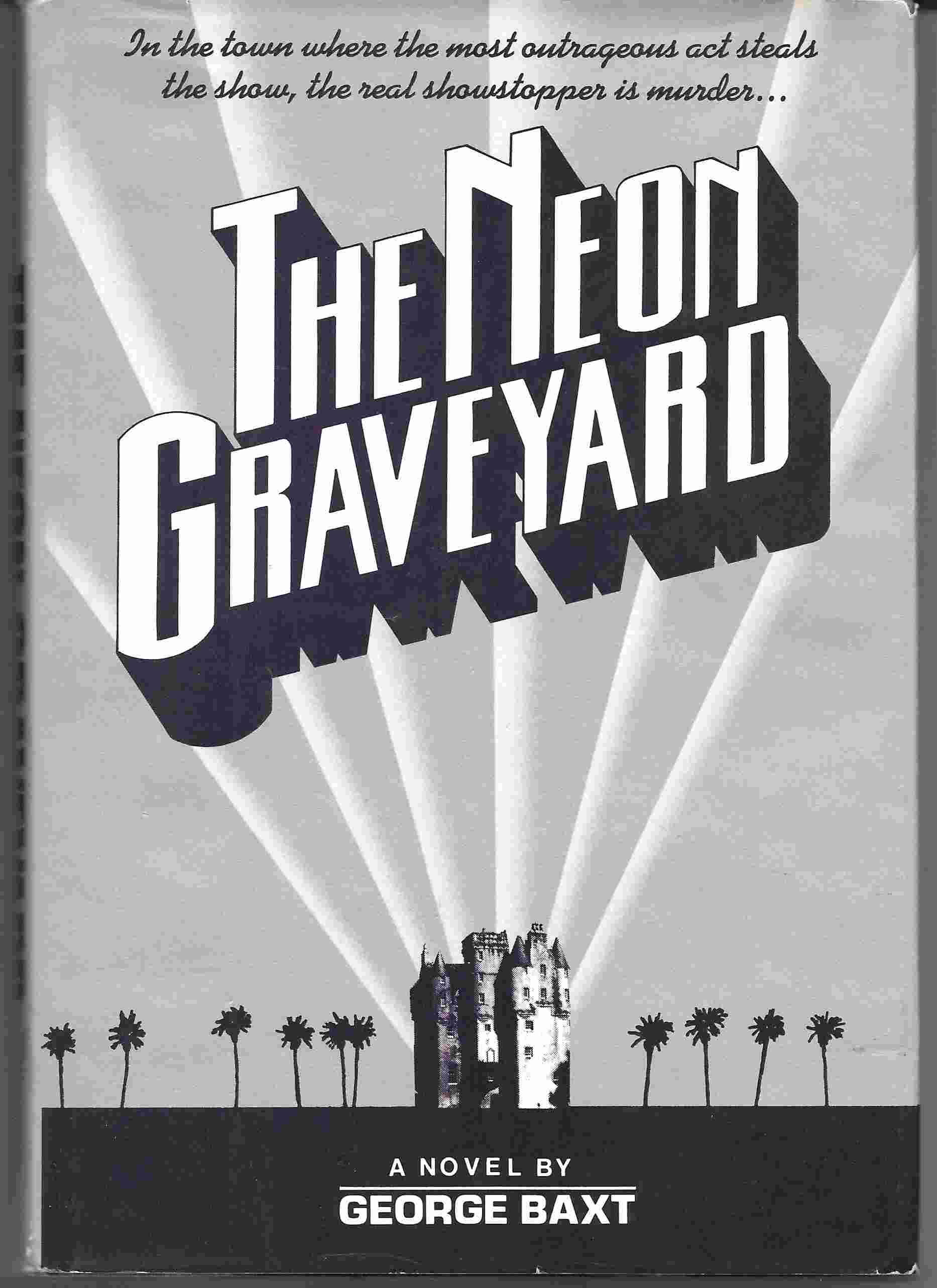 Image for THE NEON GRAVEYARD