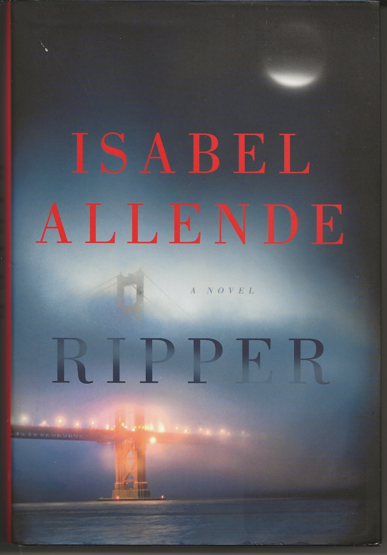 Image for RIPPER A Novel