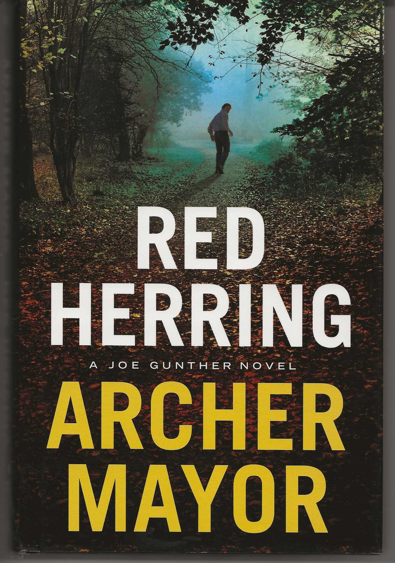 Image for RED HERRING A Joe Gunther Novel
