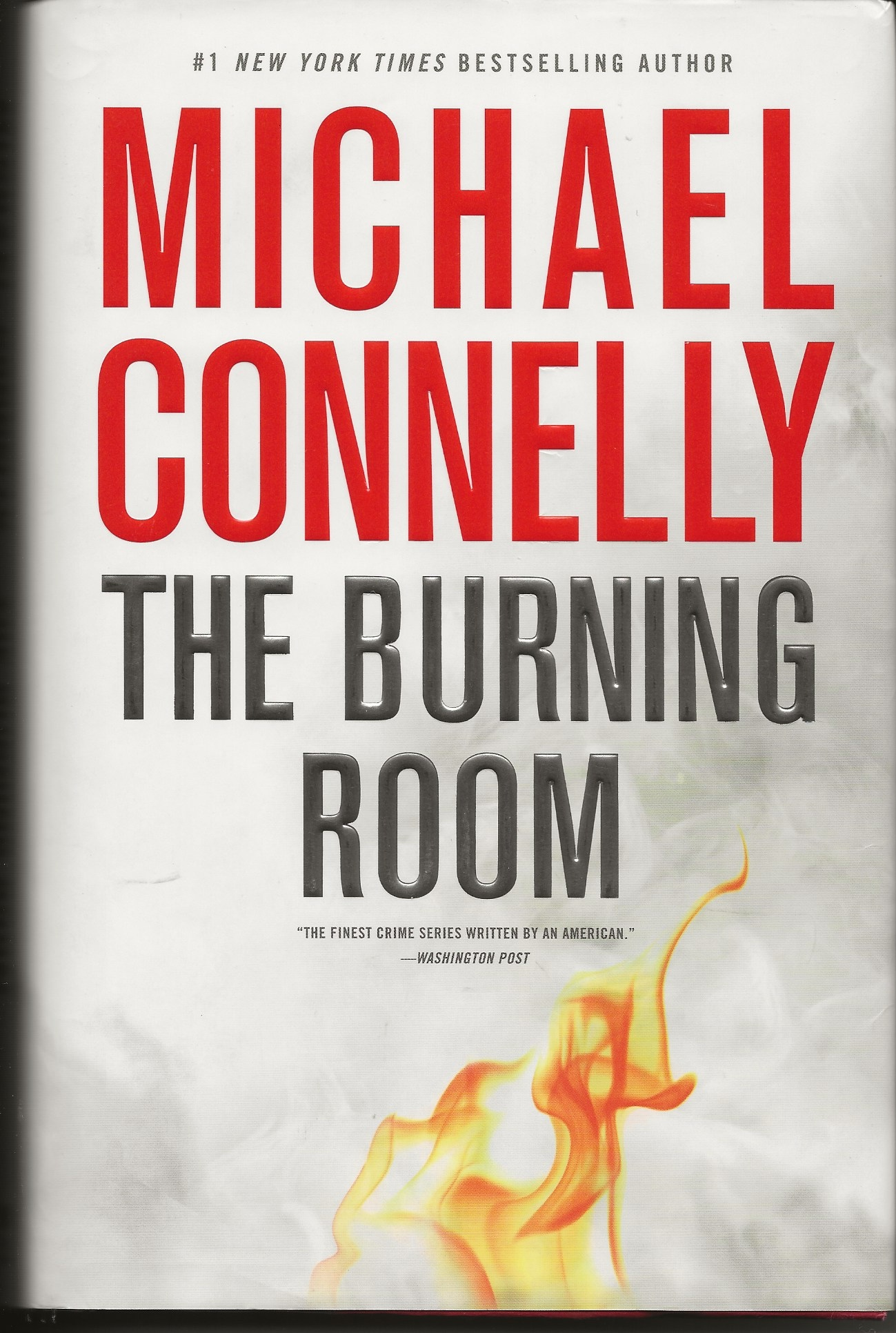 Image for THE BURNING ROOM